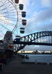 Sydney Bay 2 by kaester1