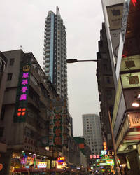 Last picture from Hong Kong by kaester1