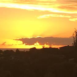 Calm Sunset by kaester1