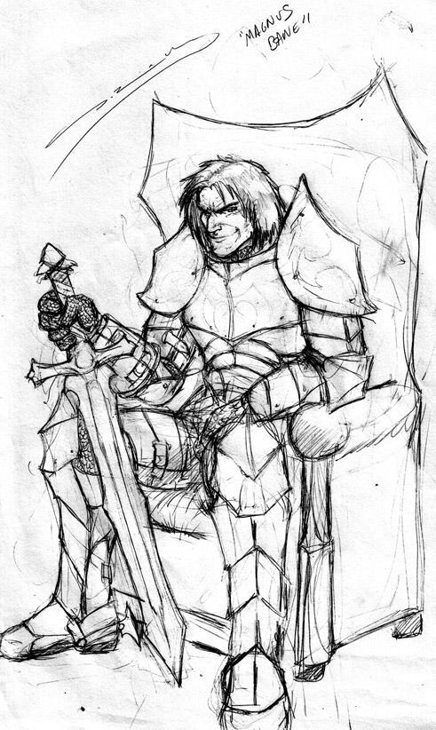Magnus Bane by danolas