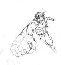 Ralf jones sketch by danolas