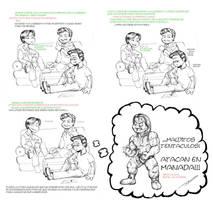Cronicas de partida by danolas