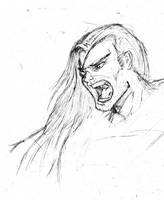 Face study 1 by danolas