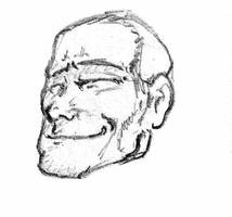 face study 6 by danolas