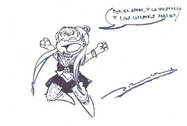 Sailor Danoluna by danolas