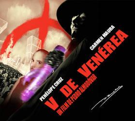 V de Venerea scrap by danolas