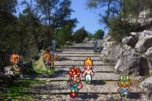 Real Bits - Chrono Trigger by VictorSauron