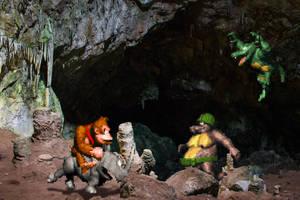 Real Bits - Donkey Kong Country: Caverns by VictorSauron