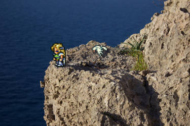 Real Bits - Final Fantasy VI: Celes' sadness by VictorSauron