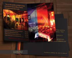 Restaurant Brochure by Jadknight