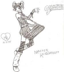 Shanta again by Akumi-San