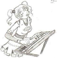 Shanta In Action by Akumi-San