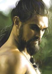 Khal Drogo by Razor-Sensei