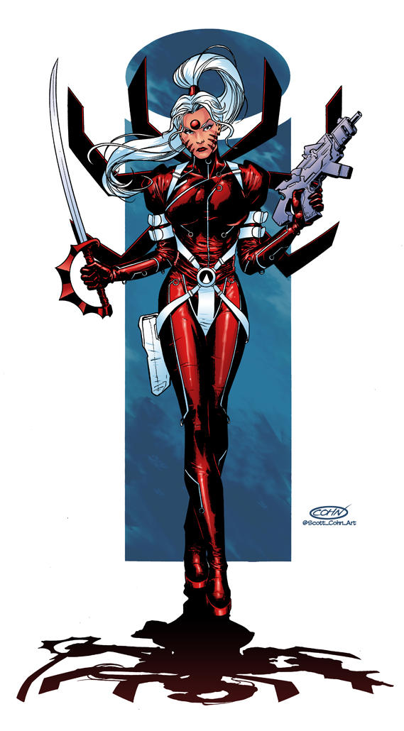 Zealot Color by ScottCohn
