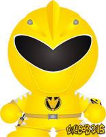 Dino Thunder - Yellow by Gillbob316