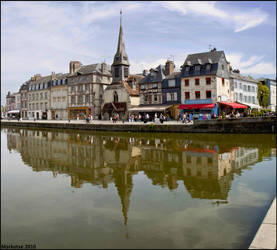 Port de Honfleur by Markotxe