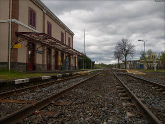 Gare de Pont de Dore 03 by Markotxe