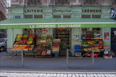 Cremerie Savoyarde by Markotxe