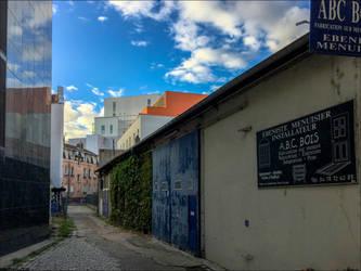 Rue Marot avant by Markotxe