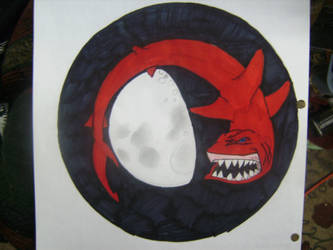 Moon and Shark Investigations by Tutankhgeek