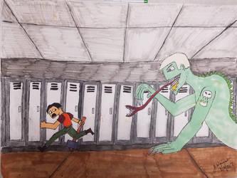 Teacher's Rage 2 of 3 by jweinrub