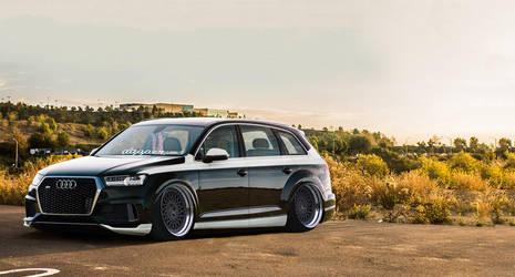 Dapper Audi RSQ7 by Klemola