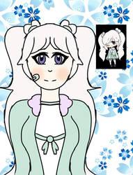 Art Trade: Precious Snowflake by SilverKunoichi1212