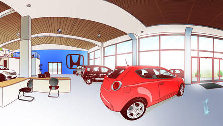 Showroom by tanglong