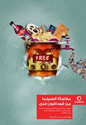 Vodafone cinema by roufa