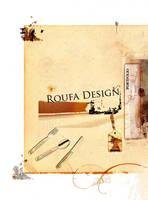 my Portfolio cover by roufa