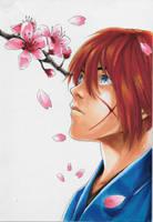 Kenshin no Sakura by Ashirogi28