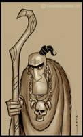 Bhairav by Kish-M