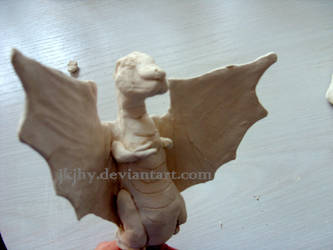 Dragon Clay by iceviksi
