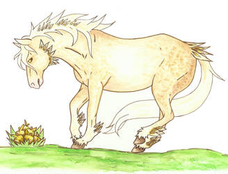 [PA] Bestiary - Arion - by KnightLycoris