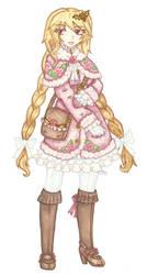 [PA] - Fluffy Winter Coat Mina - by KnightLycoris