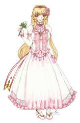 [PA] Mina's Midwinter Ballgown by KnightLycoris