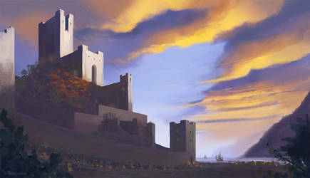 Castle by tomcech