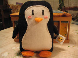 Penguin by elewa
