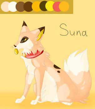 Suna by Mikansama