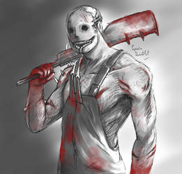 dead by daylight the trapper by propimol