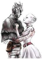 Dead by Daylight Wraith and Nurse 2 by propimol