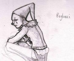 Pagliacci by Jorsh