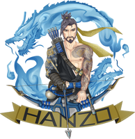 Hanzo: The Handsome Marksman by HavocGirl