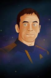 O Captain My Captain! by HavocGirl