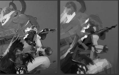 3 minute value study by mldoxy