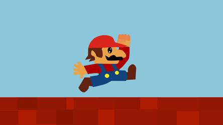 Mario by krishparker