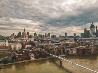 London DJI Spark by Kuuba22