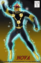 Spider-man Super Nova by CaptainMexico