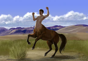 The Centaur by liminalbean