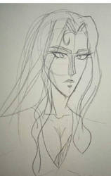 Alucard doodle by Shafawa
